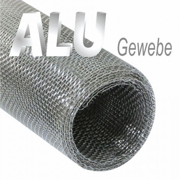 Aluminium Gewebe 0,60 m x 5,00 m